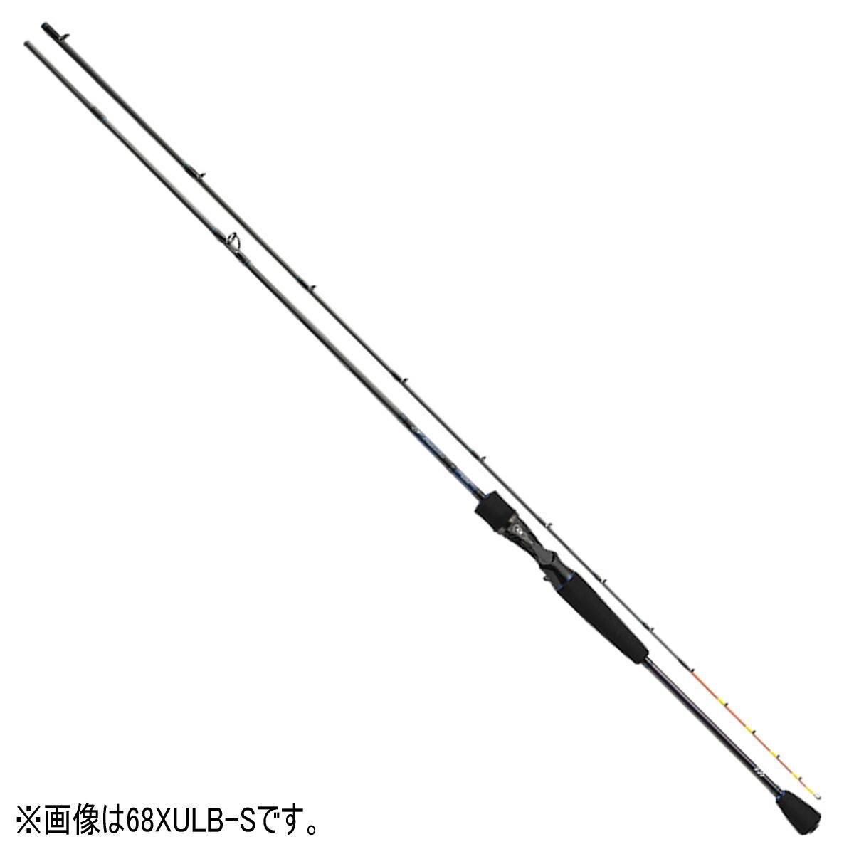 【送料無料5】ダイワ ロッド エメラルダス イカメタル 60XULB-S