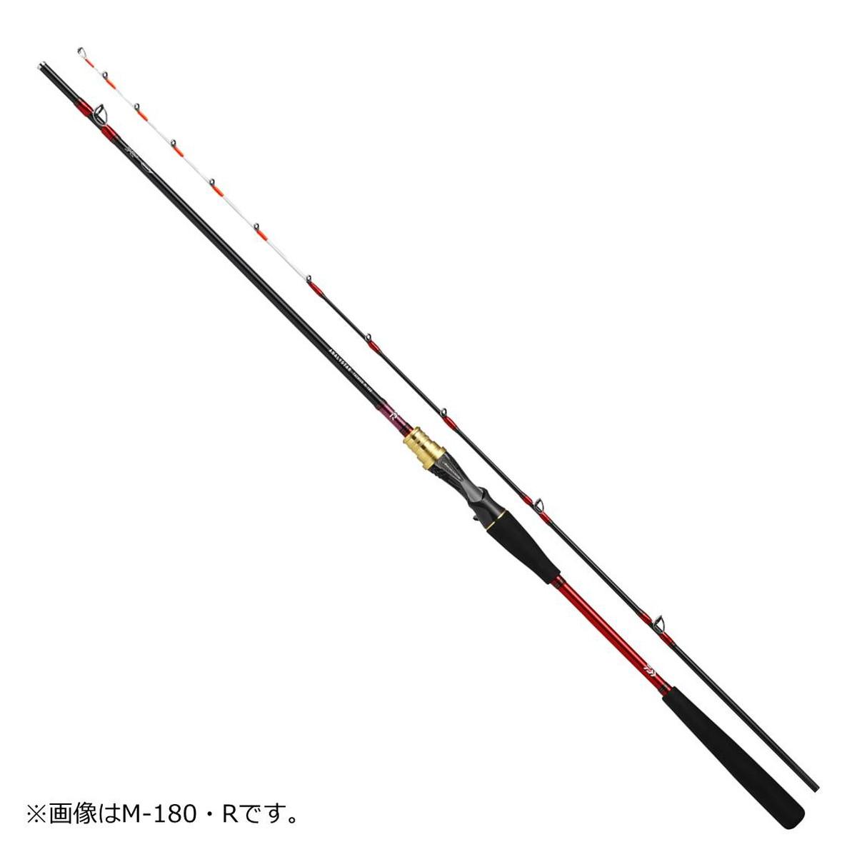 【送料無料5】ダイワ ロッド アナリスター タチウオ MH-180・R 【2020年新製品】