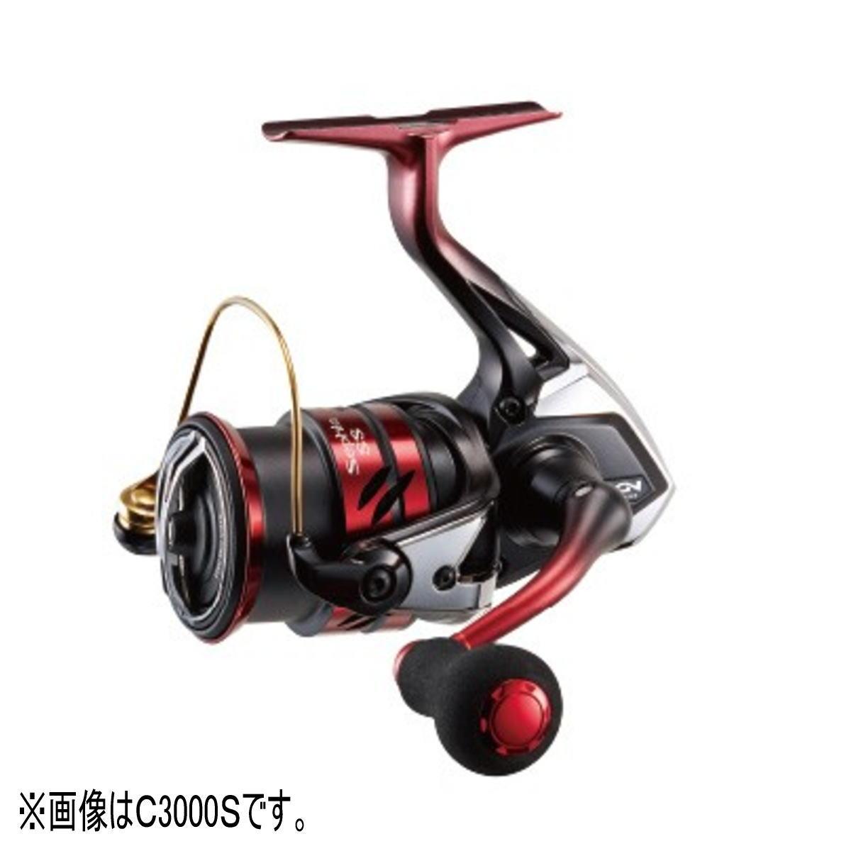 【送料無料4】シマノ リール '19 セフィアSS C3000SHG