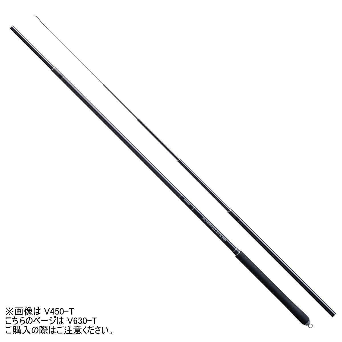 【送料無料5】シマノ ロッド '19 ボーダレス BB GL Vモデル V630-T ガイドレス仕様