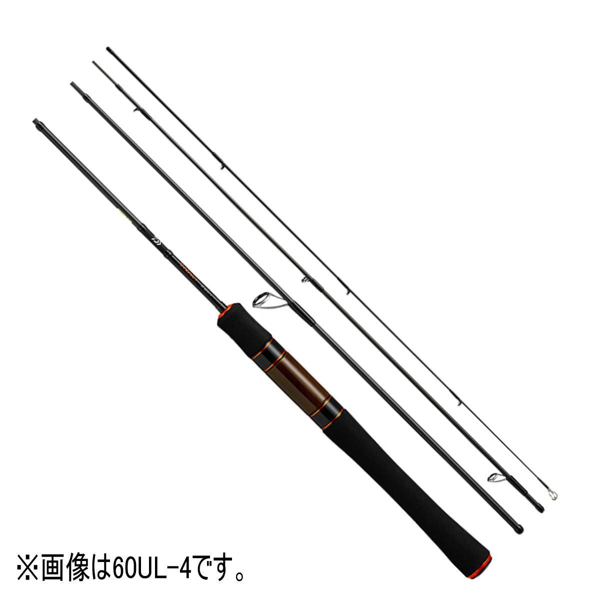 【送料無料5】ダイワ ロッド プレッソ ST 62MF