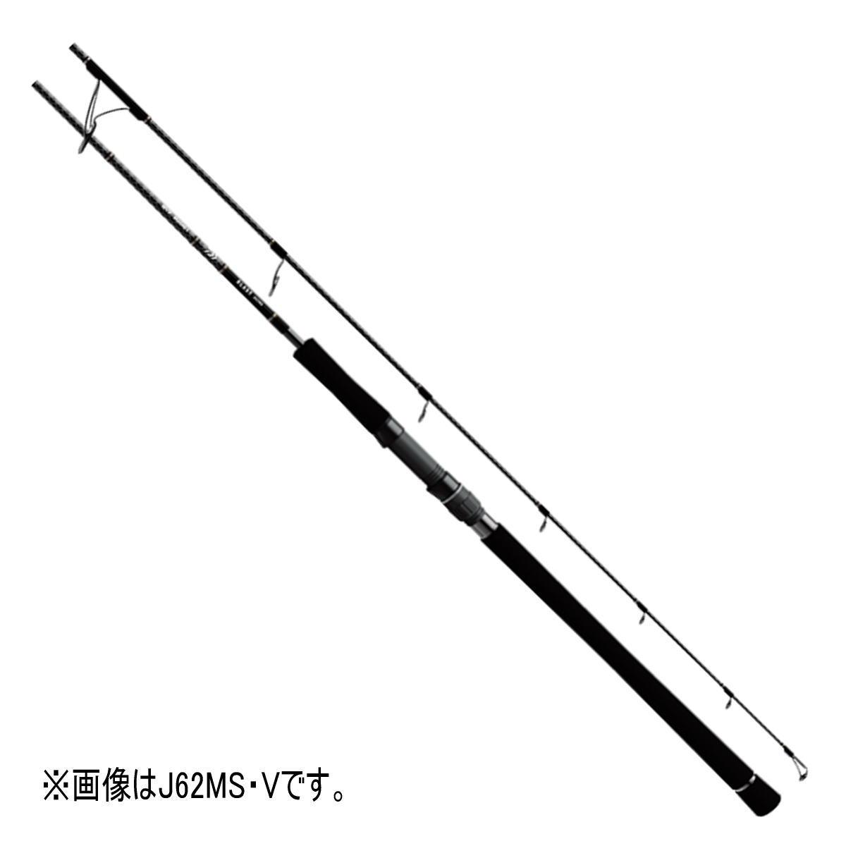 【送料無料5】ダイワ ロッド '18 ブラスト J62MS・V