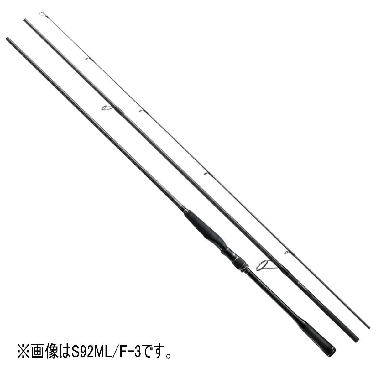 【送料無料5】シマノ 18 エクスセンス ジェノス S92ML/F-3