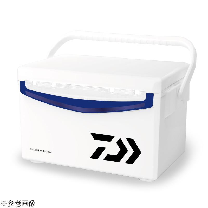 【送料無料2】クーラーボックス ダイワ クールラインα II GU 1500 ブルー 【※大型商品の為同梱不可】