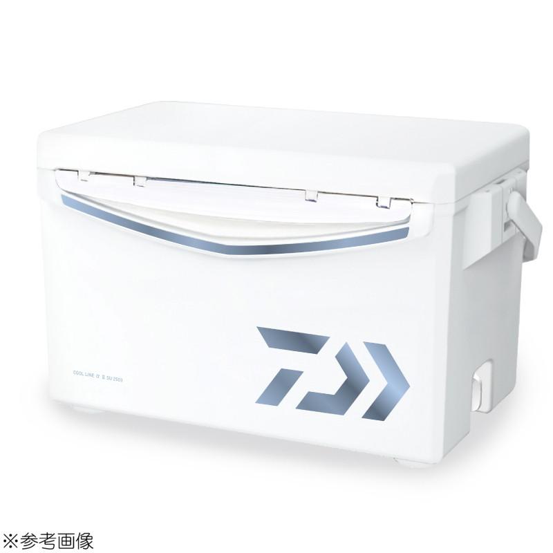【送料無料2】クーラーボックス ダイワ クールラインα II SU 2500 アイスブルー 【※大型商品の為同梱不可】