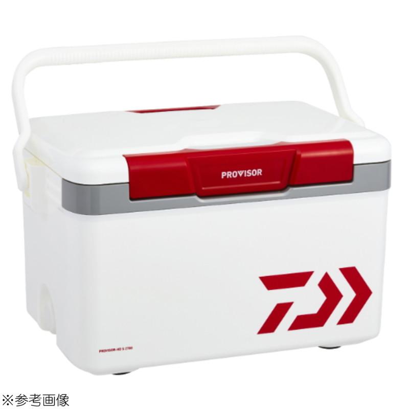 【送料無料2】クーラーボックス ダイワ プロバイザーHD S 2700 レッド 【※大型商品の為同梱不可】