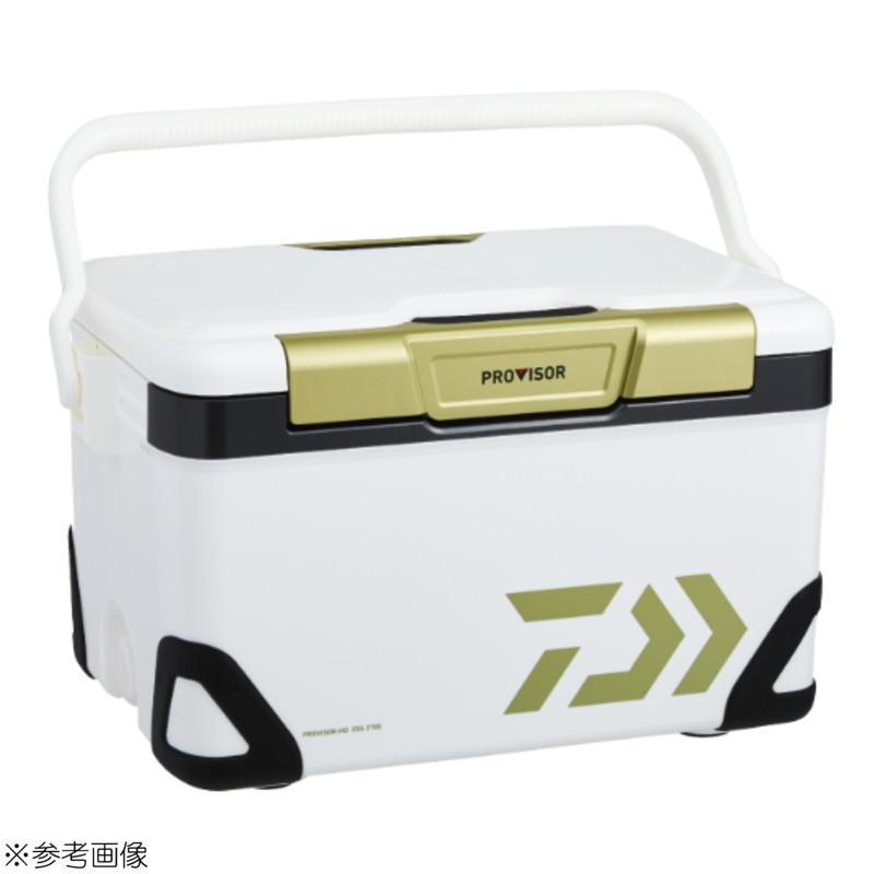 【送料無料2】クーラーボックス ダイワ プロバイザーHD ZSS 2700 シャンパンゴールド 【※大型商品の為同梱不可】