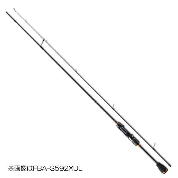 【送料無料】メジャークラフト ファインテールバンシー エリア FBA-602SUL