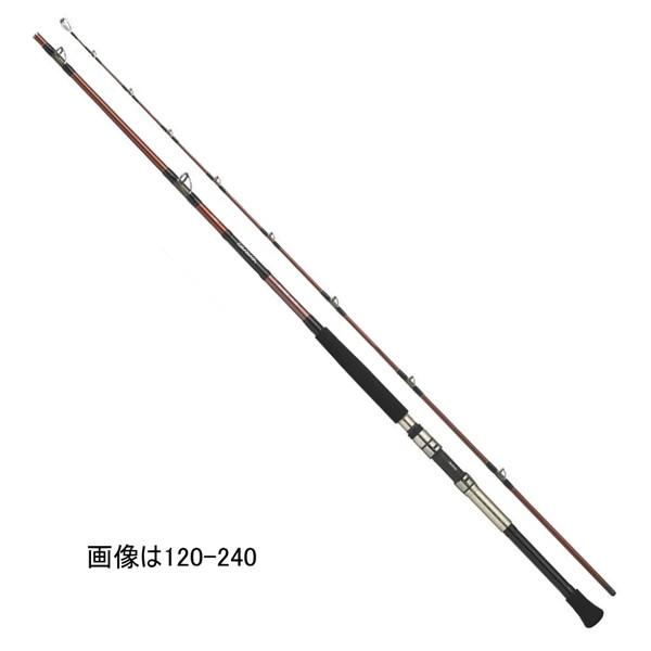 【送料無料5】ダイワ ロッド ディープゾーン 200-240