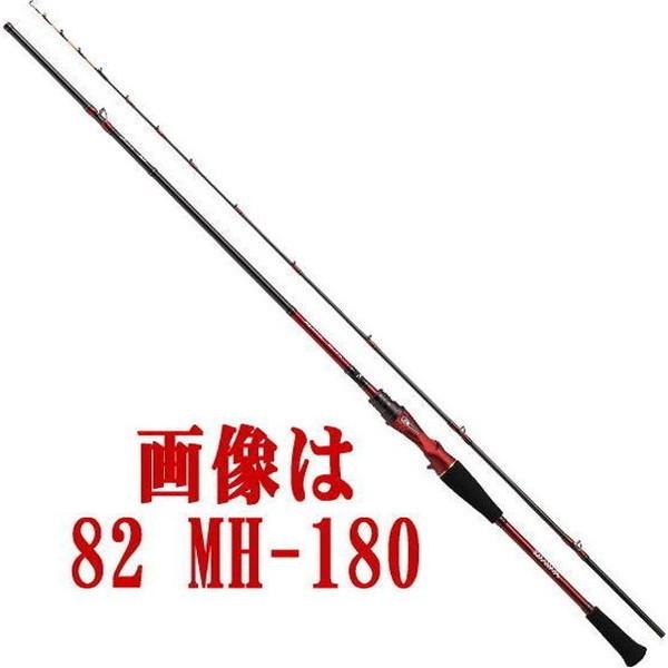 【送料無料5】ダイワ ロッド '17メタリア カレイ 82 MH-180