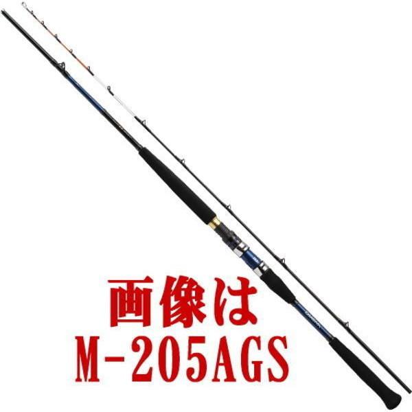 【送料無料5】ダイワ '17極鋭 中深場所 M-205AGS