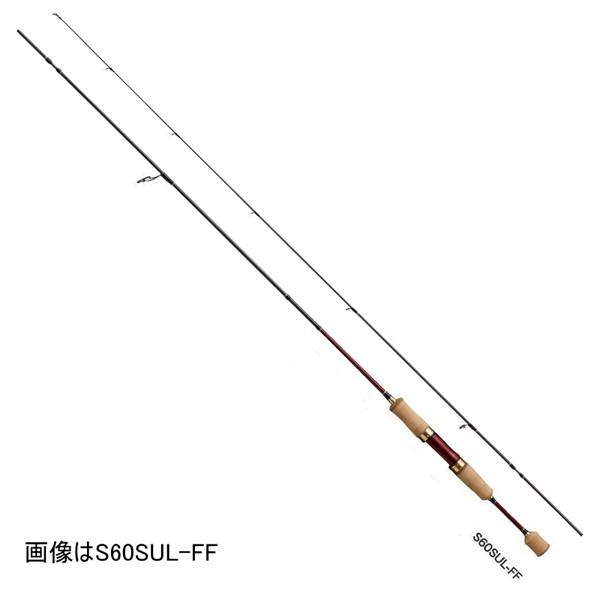 【送料無料】シマノ カーディフAX S60XUL-RG