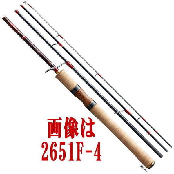 【送料無料4】シマノ ワールドシャウラ ツアーエディション 2651F-4