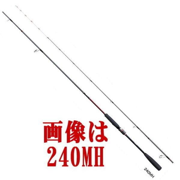 【送料無料5】シマノ ロッド '17炎月 一つテンヤマダイSS 245M