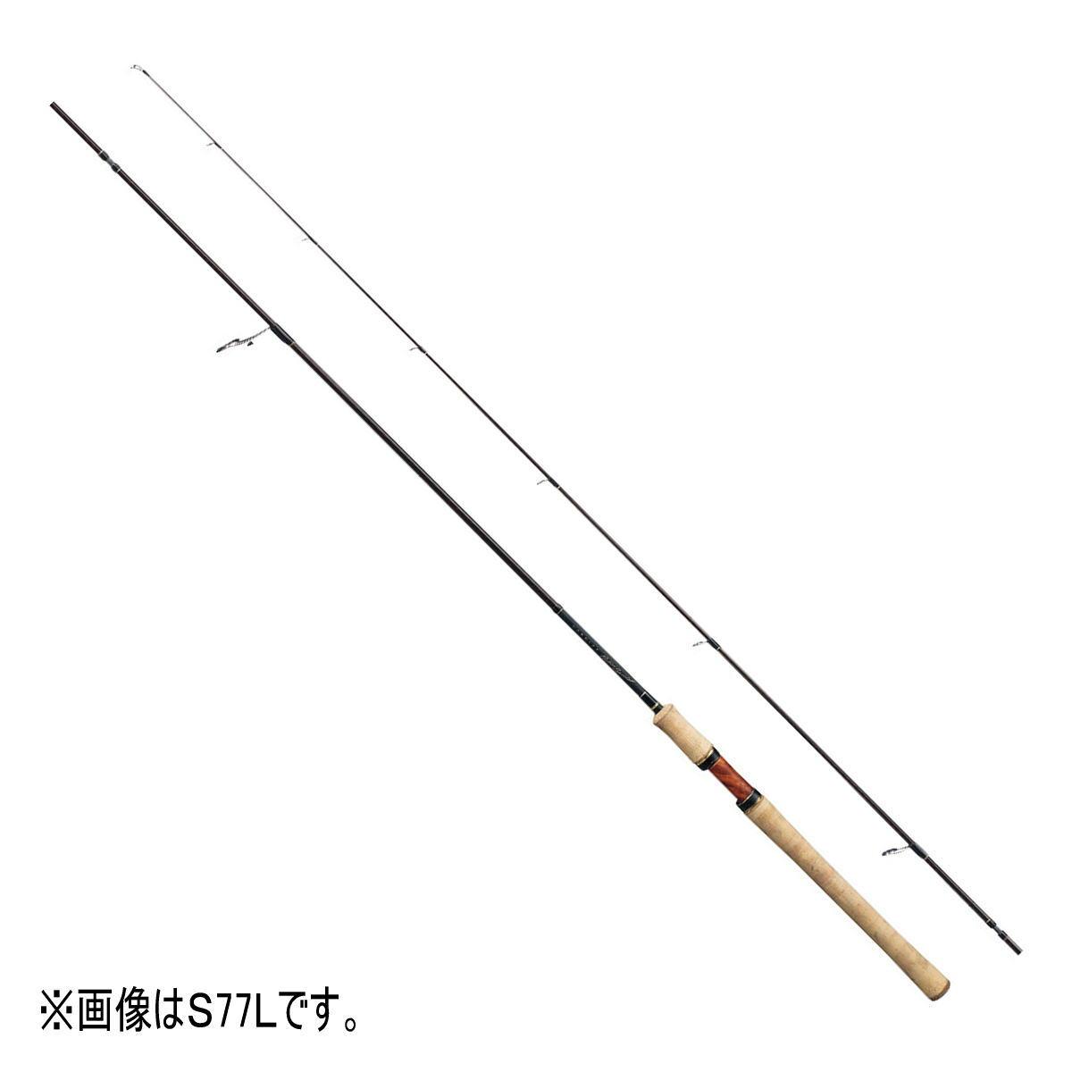 【送料無料5】シマノ ロッド カーディフ ネイティブスペシャル S77ML