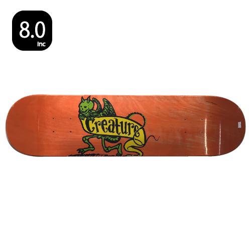 [SALE]CREATURE IMP MD スケートボードデッキ