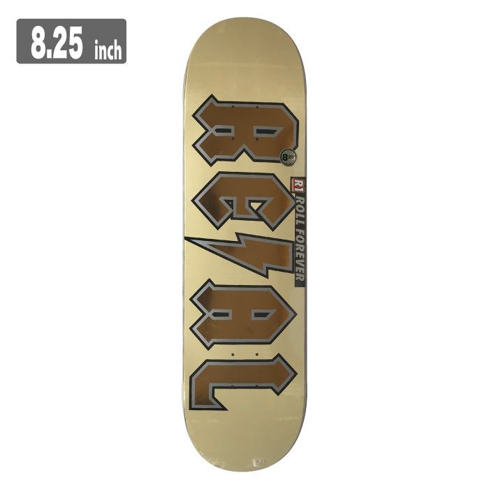 REAL DEEDS ELITE CREAM リアル スケートボード デッキ 8.25