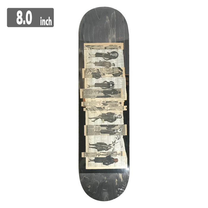 Scumco&Sons Ty Beall SMP スケートボード デッキ スカムコアンドサンズ 8.0
