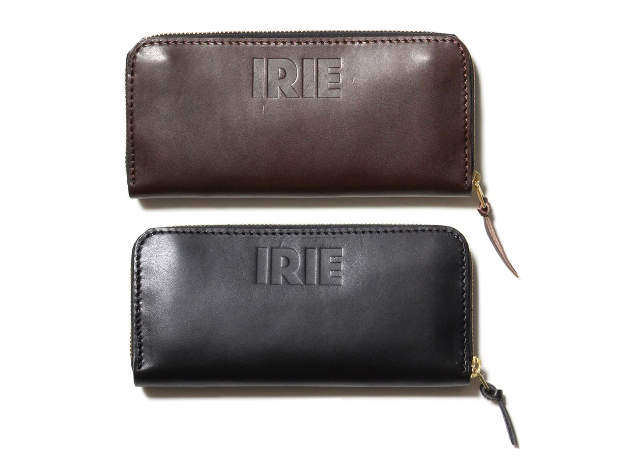 IRIE LEATHER LONG WALLET -IRIE by irielife- アイリー レザー ウォレット 財布