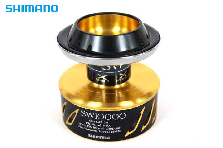 シマノ 13ステラSW 10000スペアスプール