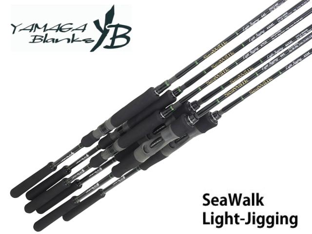 【売れ筋】 ヤマガブランクス シーウォークライトジギング Bait SeaWalk Light Jigging 66L Jigging Bait 66L Model, スミヨシク:ddfd5dc7 --- canoncity.azurewebsites.net