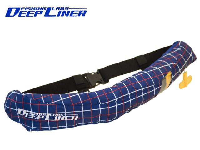 ディープライナー 自動膨脹式ライフジャケット