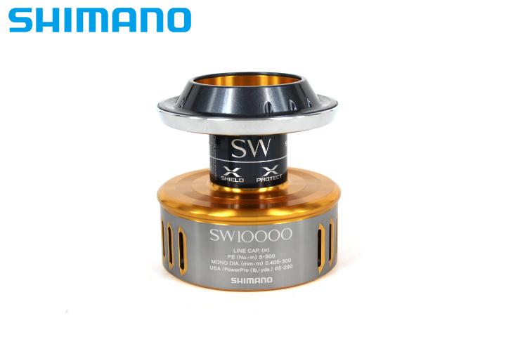 シマノ 15 ツインパワーSW 8000スペアスプール