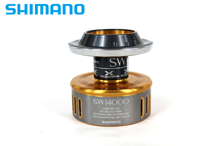 シマノ 15 ツインパワーSW 14000スペアスプール