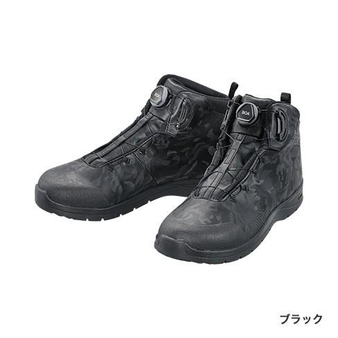 シマノ (Shimano) FH-036T ブラック 25.5cm ボートフィットシューズ HW