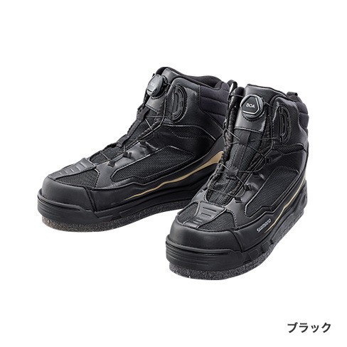 シマノ (Shimano) FS-155T ブラック 23.0cm ドライシールド・ジオロックシューズ
