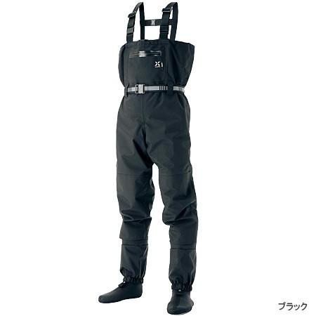 シマノ (Shimano) WA-224J ブラック LLサイズ XEFOドライシールド・ストッキングウェーダー