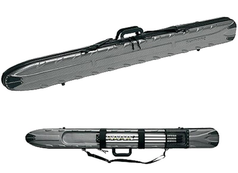 シマノ (Shimano) RC-072H カーボンブラック 130S TOUGH&WASHロッドケース