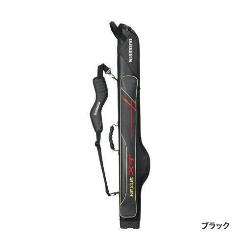 シマノ (Shimano) RC-125R 135R ブラック ロッドケース XT SLIM