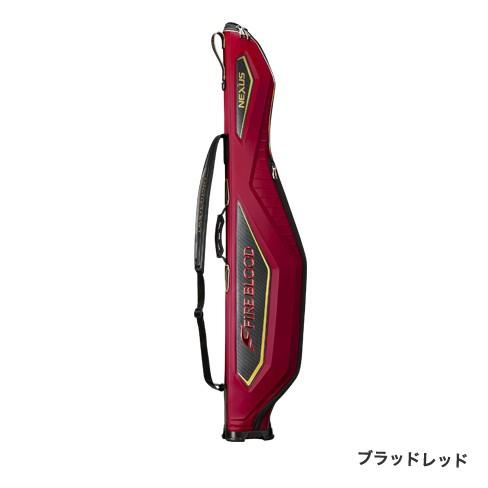 シマノ (Shimano) BR-111S ブラッドレッド 135cm ロッドケース LIMITED PRO