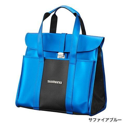 シマノ(Shimano) BA-043Q サファイアブルー へらサブバッグXT