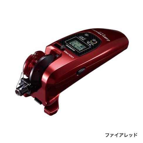 シマノ(Simano)レイクマスターCT-T(カウンターリール)ファイヤーレッド