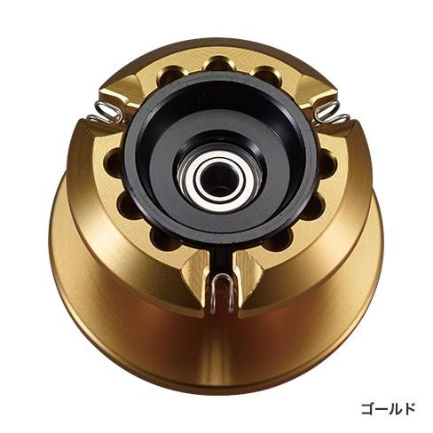 シマノ (Shimano) 夢屋 レイクマスター アルミスプール ゴールド