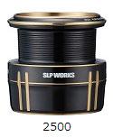 メーカー直送 12000 ダイワ SLPW EX LT2500 グローブライド 割引 ブラック daiwa 替え スプール