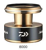 ダイワ 20ソルティガ 8000 スプール グローブライド リアル カスタム システム スプール 替え daiwa RCS 8000 SPL saltiga※ 画像は一例です。