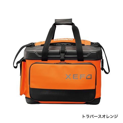 シマノ(Shimano) BA-224Q トラバースオレンジ 45 L NEWXEFO ロックトラバースバッグ [XEFO ROCK TRAVERSE BAG]