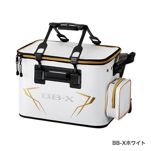 シマノ (Shimano) BK-122Q BB-Xホワイト 50cm フィッシュバッカン FIREBLOOD (ハードタイプ)
