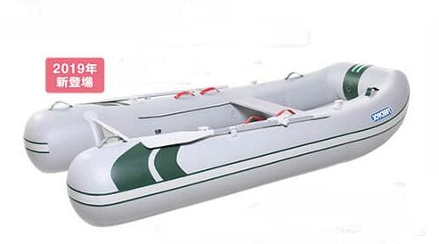 ジョイクラフト(JOYCRAFT)ゴムボート J-キャット305 超高圧電動ポンプ無し 4人乗り