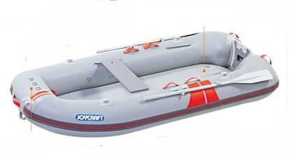 ジョイクラフト(JOYCRAFT)ゴムボート ワンダーマグ205 超高圧電動ポンプ無し 2人乗り 画像は280