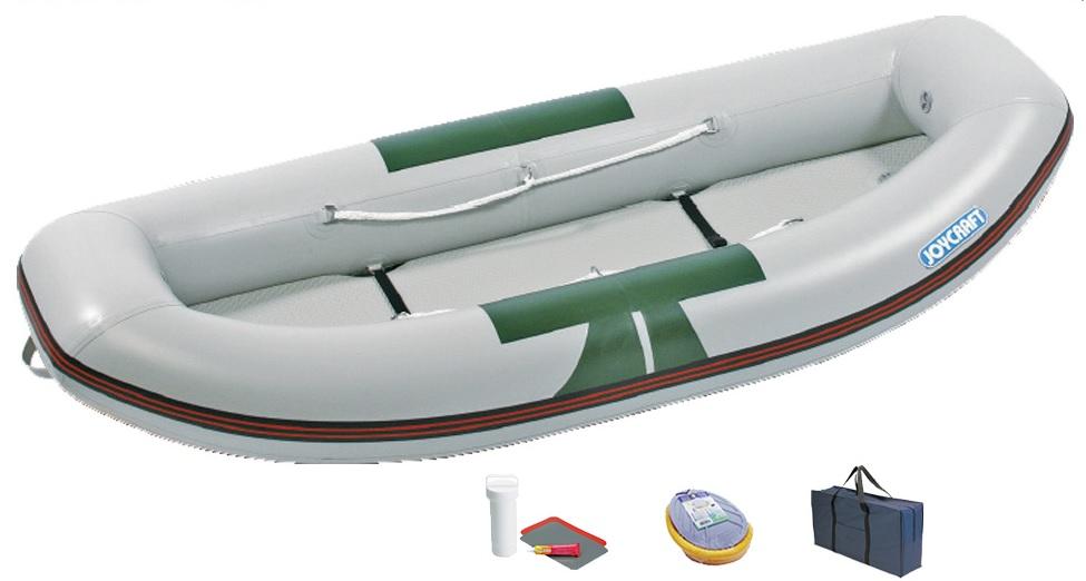 ジョイクラフト(JOYCRAFT) RB-280k 2人乗り 高圧エアフロア/ダイナキール付 自動排水装置付き高速艇