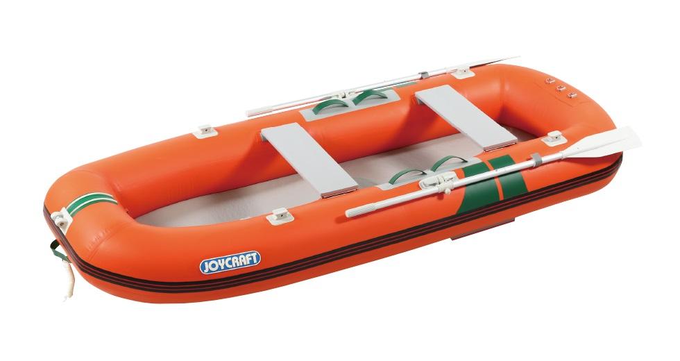 ジョイクラフト(JOYCRAFT)ゴムボート KE-300  5人乗り