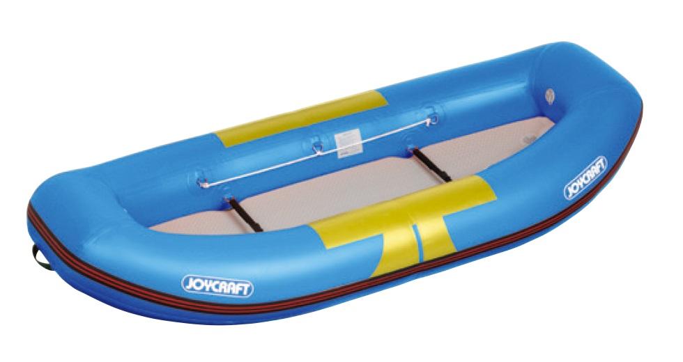 ジョイクラフト(JOYCRAFT)ゴムボート RB-275  2人乗り スカイブルー