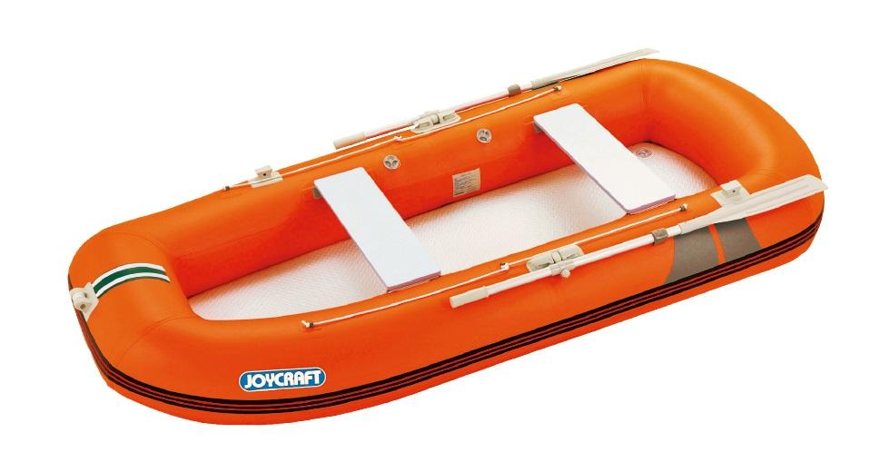 ジョイクラフト(JOYCRAFT)ゴムボート GU-285  5人乗り