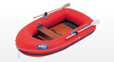 アキレス (Achilles) EC2-521  2人乗りボート 水遊び、野池、ダム