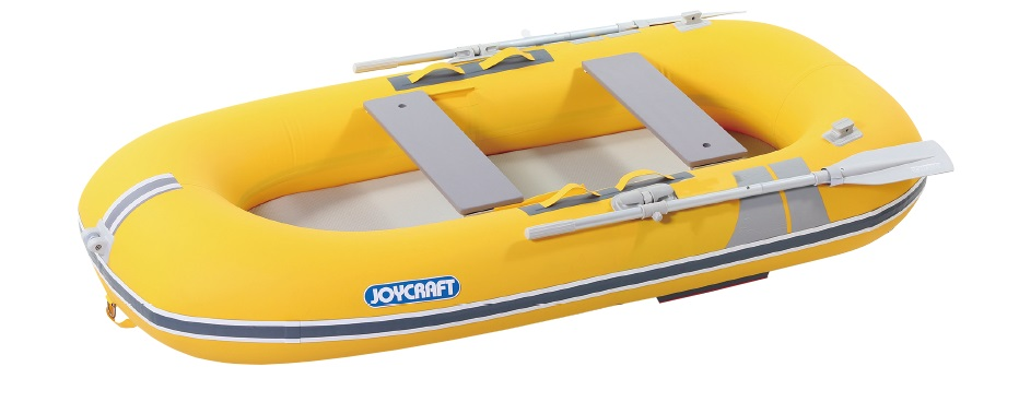 ジョイクラフト(JOYCRAFT)ゴムボート TRF-270GSセット 4人乗り 高速電動ポンプ+プレッシャーゲージ付きセット