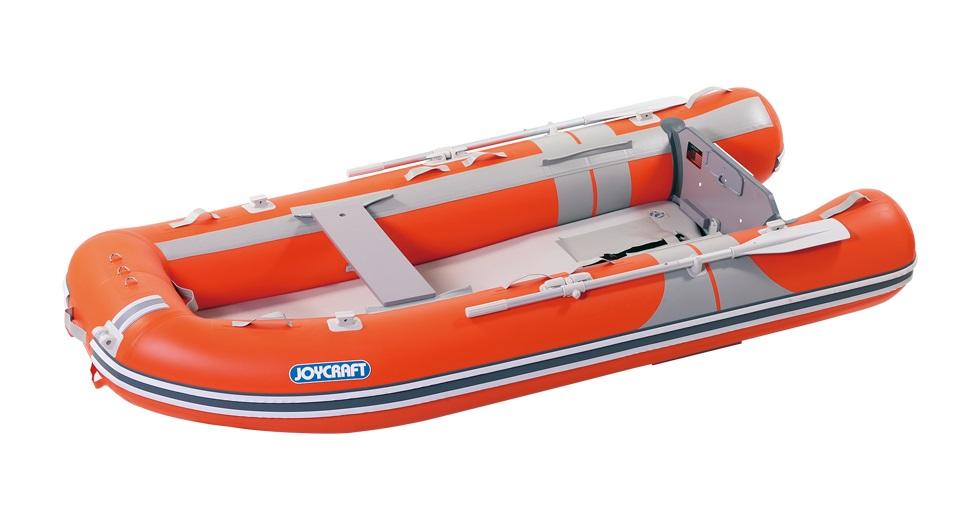 ジョイクラフト(JOYCRAFT)ゴムボート オレンジペコ305ワイド トーハツ6馬力セット 予備検査付き